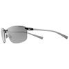 Emergent EV0743 Polarized Sunglasses (Black - Grey Tint Lens)