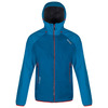 Mens Imber Waterproof Jacket (Meth/Petrol Blue)