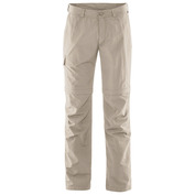 Mens Trave Zip Off Trousers (Feather Gray)