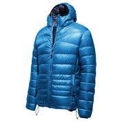 Mens Course Lightweight Down Jacket (Methyl Blue/Navy)