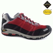 Glove GTX Trail Walking Shoes (Red)