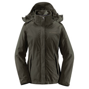 Womens Escape Pro Jacket (Fir Green)
