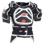 Mens Zero Gravity ST Protector Top (Black/Red)