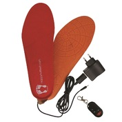 Remote Controlled Heat Insoles (Red)