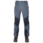 Mens Starav Woven Trousers (Dark Grey/Black)