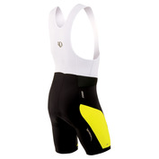 Mens Elite In-R Cool Bib Shorts (Black/Screaming Yellow)
