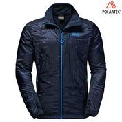 Mens Ice Rock Wind Jacket (Night Blue)