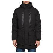 Mens Libco Parka Jacket (Black)