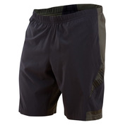 Mens Flash 2 In 1 Shorts (Black/Shadow Grey)