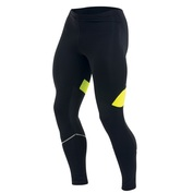 Mens Fly Tights (Black/Screaming Yellow)
