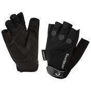 Fingerless Summer Gloves (Black)