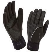 Performance Gloves (Black/Grey)