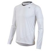 Mens Flash Long Sleeve Jersey (White)