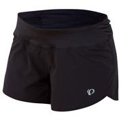 Womens Fly Split Shorts (Black)