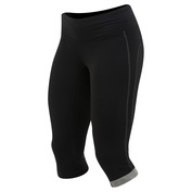 Womens Fly 3/4 Tights (Black/Black)
