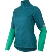Womens Fly Jacket (Deep Lake/Gumdrop)