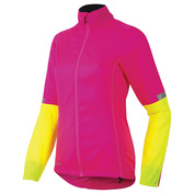 Womens Fly Jacket (Screaming Pink/Screaming Yellow)