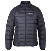 Mens Scafell Fusion Down Jacket (Black)