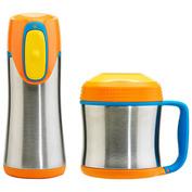 Kids Scout 360 Jar and 300ml Mug (Orange)