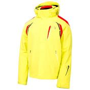 Mens Garmisch Jacket (Acid\/Volcano)