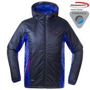 Mens Slogen Light Insulated Jacket (Cobalt Blue/Red)