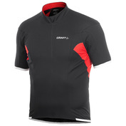 Mens AB Classic Jersey (Black/White/Fire)