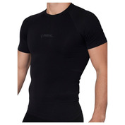 Mens Up 2.0 Iron-Ic Short Sleeve Top (Black)