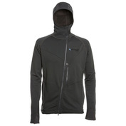 Mens Wynja Hooded Jacket (Charcoal)