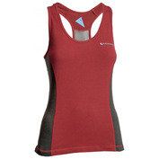 Womens Rig Tank Top (Burnt Russet)