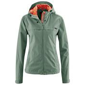 Womens Birga mTex Jacket (Lily Pad)