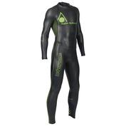 Mens Phantom Wetsuit (Black/Green)