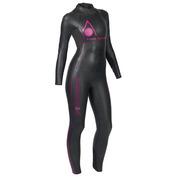 Womens Phantom Wetsuit (Black\/Dark Pink)