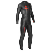 Mens Challenger Wetsuit (Black/Red)
