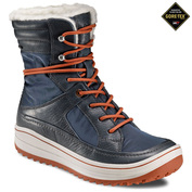 Womens Trace Snow Boots (Ombre\/Ombre Quarry\/Textile)