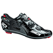 Mens Wire Carbon Vernice Road Shoes (Black/Black)