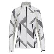 Womens Wind Swell+ Jacket (White/Pipeline)