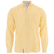 Mens Miami Shirt (Pastel Yellow)