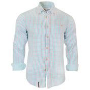 Mens Palmer Shirt (Light Mint)