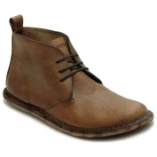 Mens Porto Leather Boots (Tan)