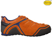 Mens Terra Shoes (Orange/Dark Purple)