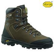 Mens Ranger Nubuck Hiking Boots (Brown)