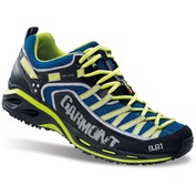 Womens 9.81 Speed Shoes (Blue/Green)
