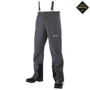 Mens Velum GTX Shell Trousers (Dark Grey)