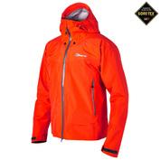 Mens Velum III GTX Shell Jacket (Orange)