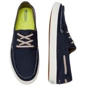 Otto Canvas Shoes (Dark Navy)