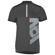 Mens Helio Short Sleeve Jersey (Dark Shadow)