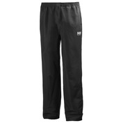 Mens Dubliner Rain Trousers (Black)