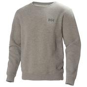 Mens HH Crew Sweater (Grey Melange)