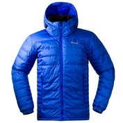 Mens Rjukan Down Jacket (Cobalt Blue)