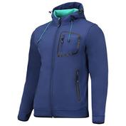 Mens Yukon Jacket (Majolica Blue)